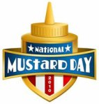 National Mustard Day will be celebrated at the National Mustard Museum in lovely Middleton, Wisconsin.